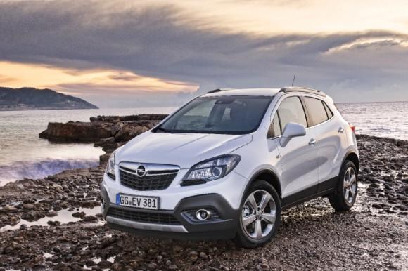 El Opel Mokka está listo para que comiencen sus ventas
