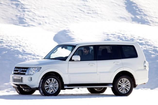 El nuevo look del Mitsubishi Montero