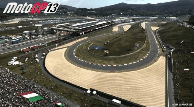 Milestone anuncia el lanzamiento del videojuego MotoGP 13 para este año