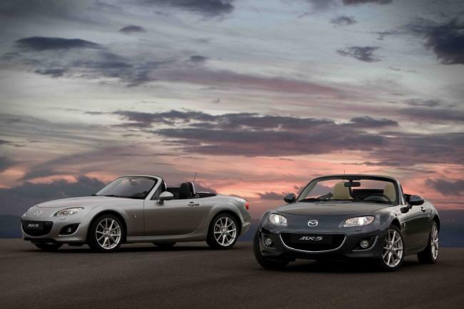 Mazda se pone al día