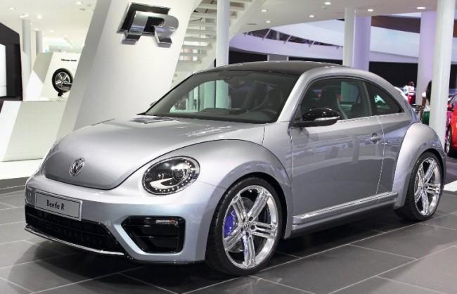 Volkswagen New Beetle R-Concept