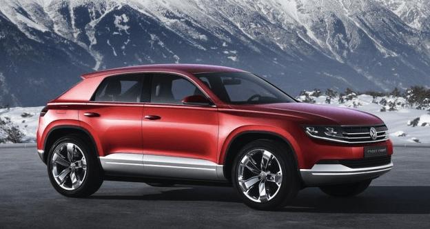 El concepto del Evoque afectará al diseño del futuro VW Tiguan