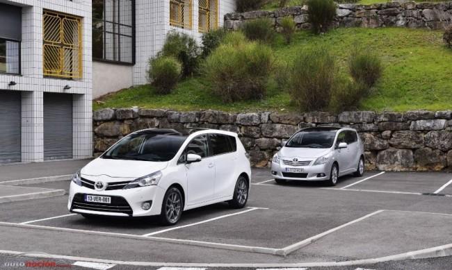 Llega a España el Toyota Verso 2013, un coche para toda la familia