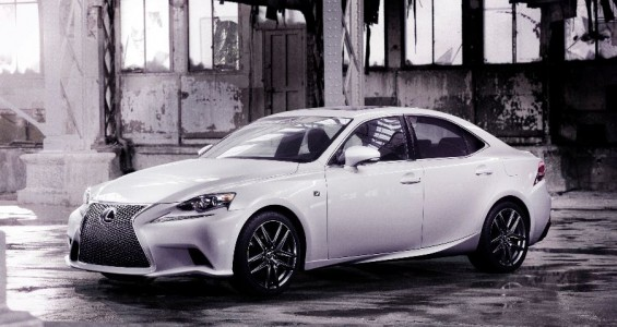 newe lexus is