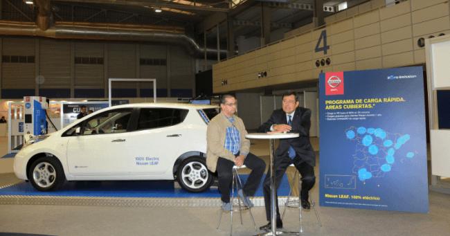 Nissan Iberia quiere extender la venta del LEAF