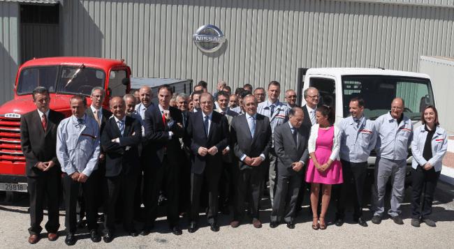 Nissan anuncia la producción de un nuevo camión para el mercado europeo