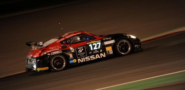 Nissan PlayStation GT Academy participa en las 24 horas de Dubái