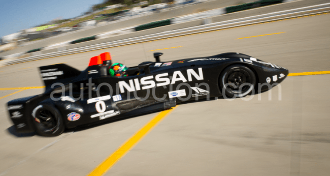 Deltawing premiado con Autosport, pioneering & innovation