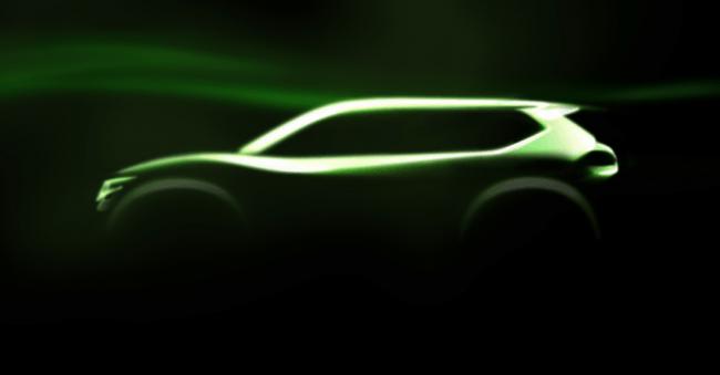 Teaser del Nissan Hi Cross Concept
