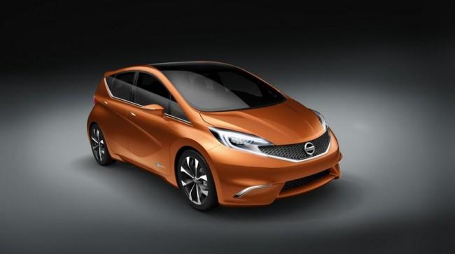 Nissan te invita a conocer a Invitation, su nuevo concept