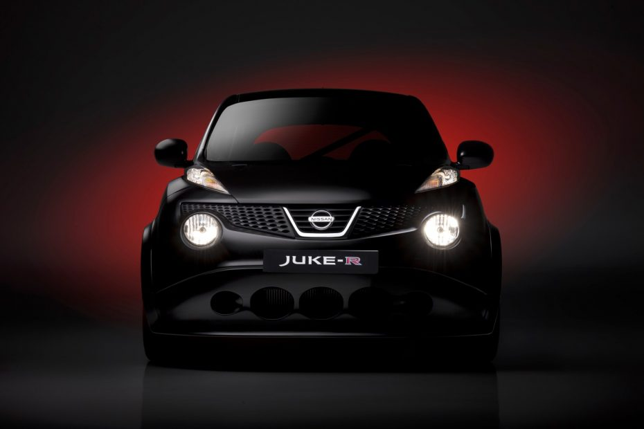 Todas las imágenes e información del Nissan Juke-R