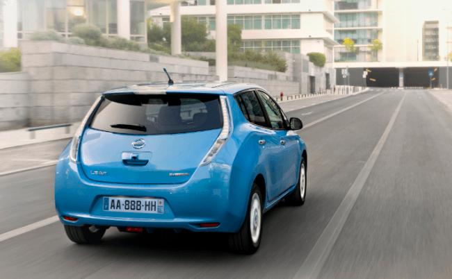 El Nissan Leaf en la Smart City Expo Wold Congress