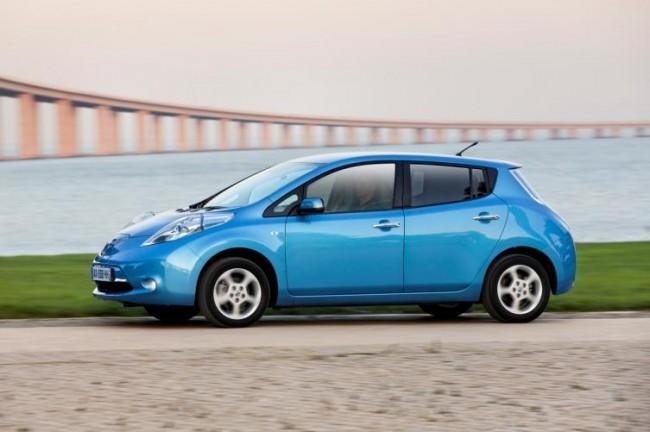 El éxito del Nissan LEAF en Noruega