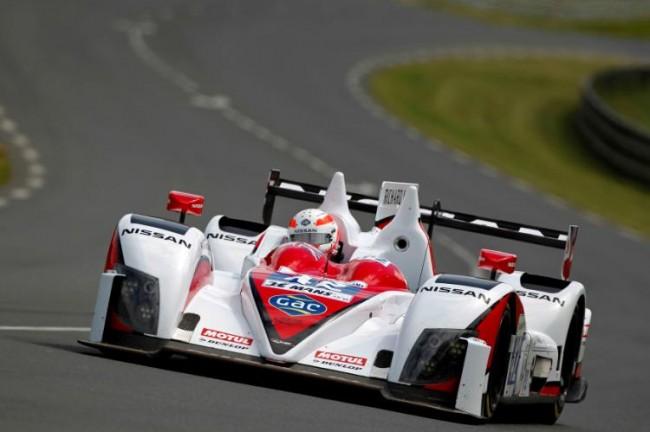 Nissan en las 24 Horas de Le Mans