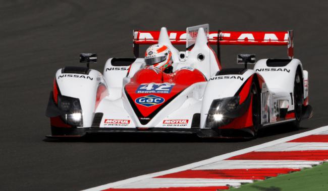 Los incidentes dejan al Nissan de Lucas Ordoñez sin victoria