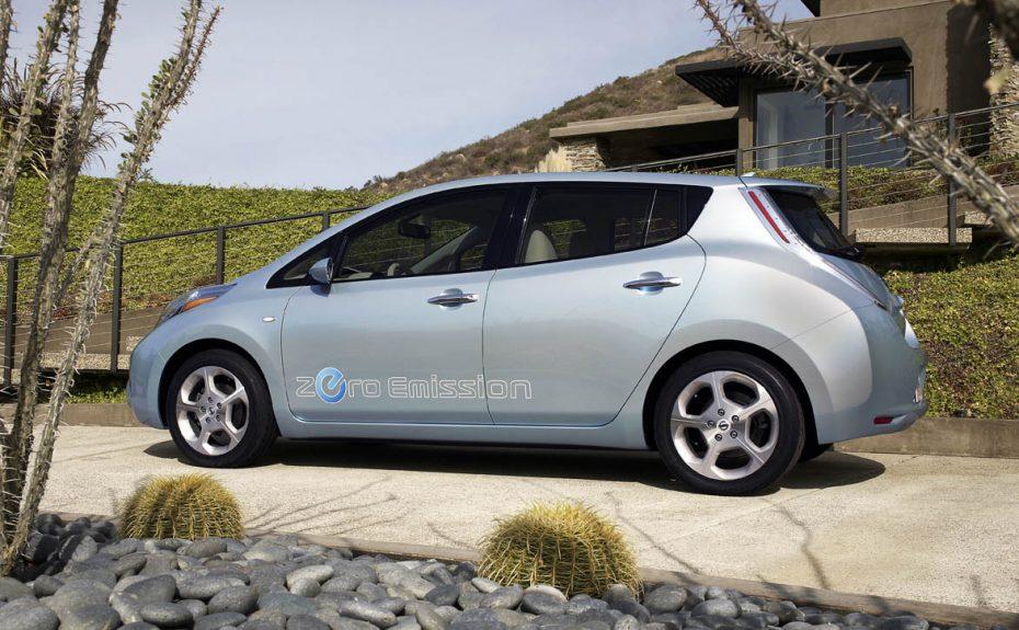 Transformaciones a vehículos eléctricos