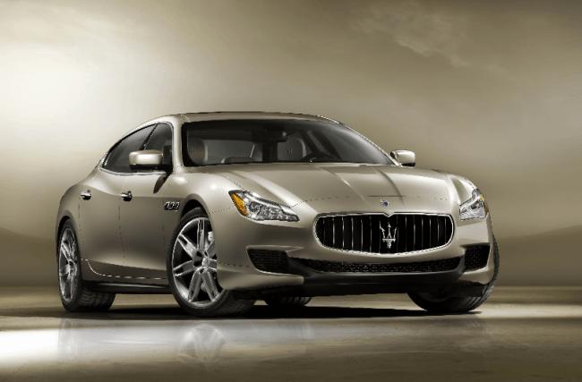 El nuevo Maserati Quattroporte: Debutará en Detroit 2013