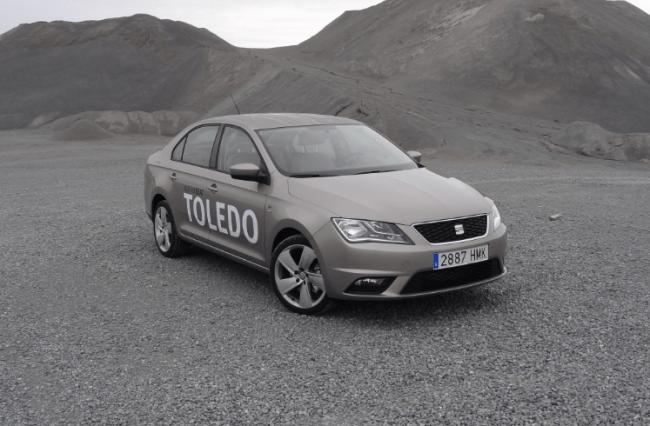 Prueba del nuevo Seat Toledo Style TDI 105 cv Ecomotive: Vuelve la Leyenda (Parte I)