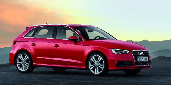 Audi A3 Sportback: El genuino compacto de Audi, ahora más práctico