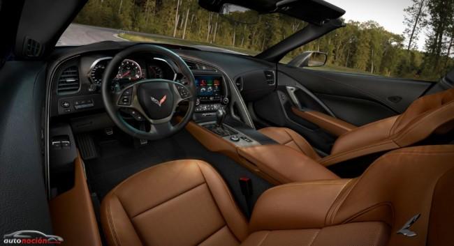 Chevrolet Corvette Stingray Convertible para Ginebra