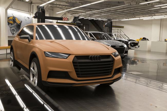 La nueva estrategia de diseño de Audi