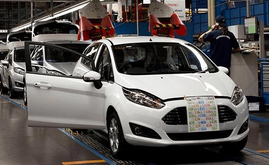 Comienza la Producción del Nuevo Ford Fiesta