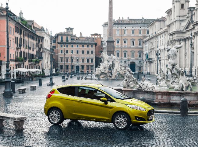 El Nuevo Ford Fiesta: un coches pequeño a otro nivel