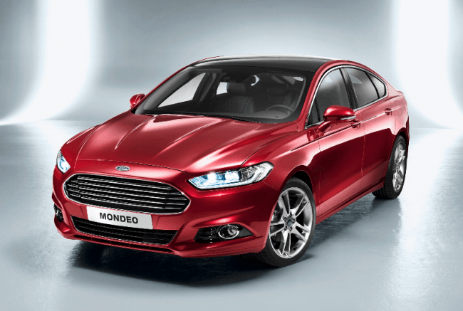 Ford consigue la gama más moderna