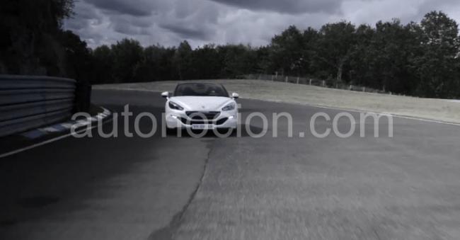 Ya casi está aquí: Nuevo Peugeot RCZ