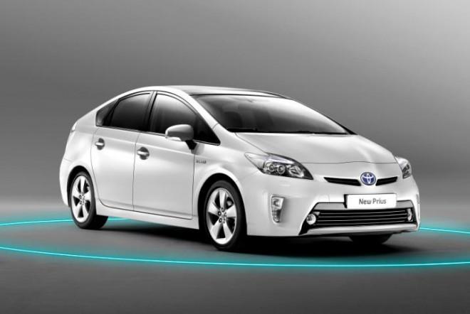 La actualización del nuevo Prius 2012