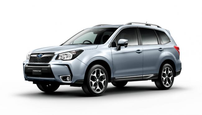 Nuevo Subaru Forester para Marzo de 2013