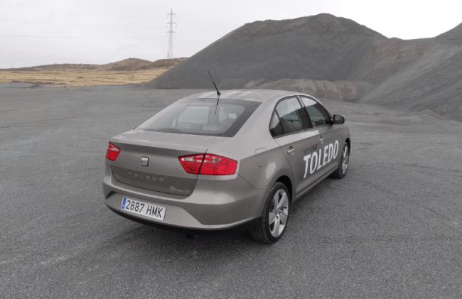 Prueba del nuevo Seat Toledo Style TDI 105 cv Ecomotive: Vuelve la Leyenda (Parte II)