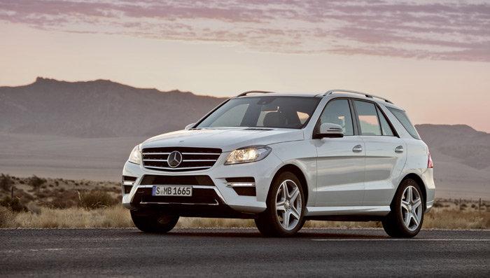 Ya tenemos precio en España para el Mercedes-Benz ML