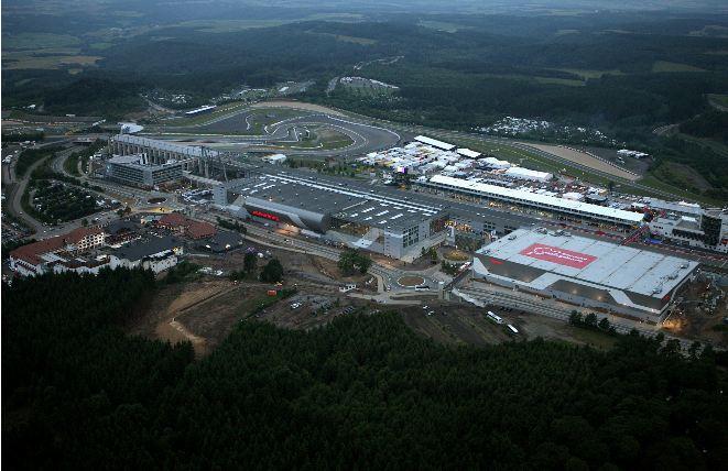 Nürburgring y su oscuro futuro