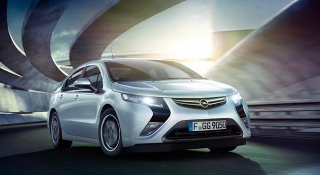 Éxito para el Opel Ampera
