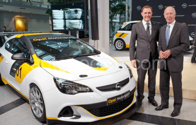Más sobre el regreso de Opel a la Competición