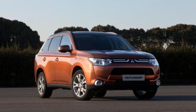 Mitsubishi presenta la nueva generación Outlander