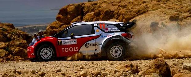 Crónica del WRC de Cerdeña