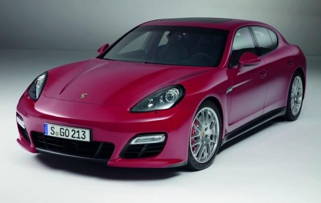 Porsche Panamera: el coche más popular de Europa por segunda vez
