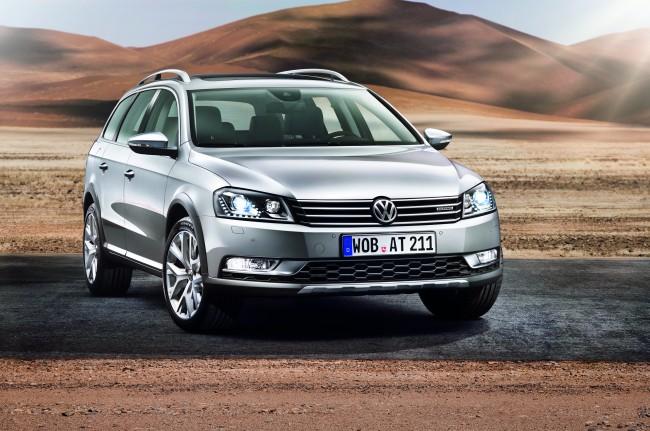 Nuevo Passat Alltrack: El Allroad de Volkswagen