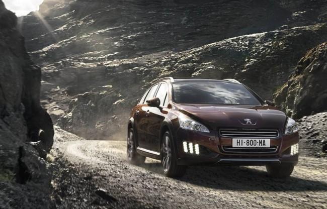 Peugeot mejora sus ventas respecto al primer semestre del año anterior