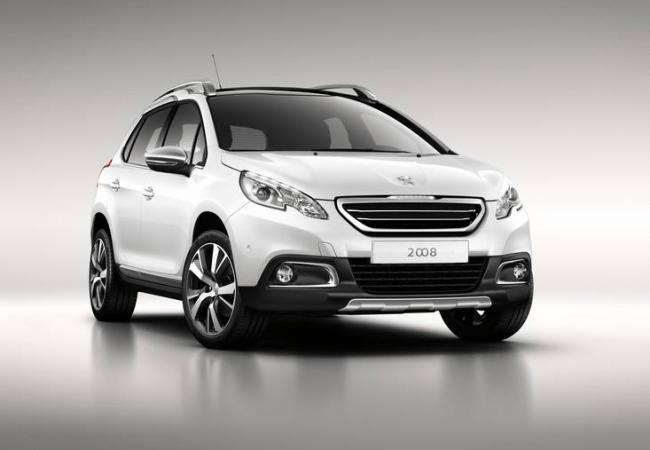 Nuevo crossover urbano de Peugeot, el 2008