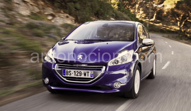 Peugeot 208, premio ABC Mejor Coche del Año 2013