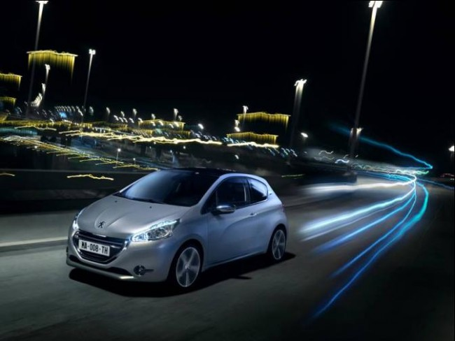 Tan exclusivo que lo desearás : Peugeot 208 Ice Velvet