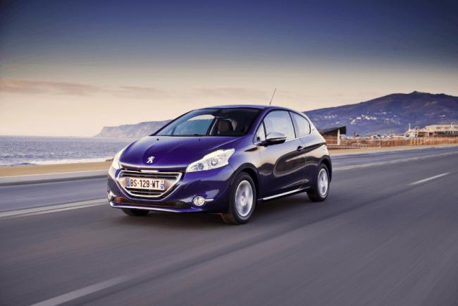 Gama Peugeot 208: un motor para cada cliente