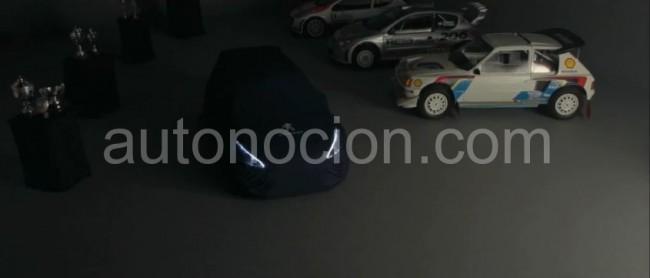 Peugeot 208 Type R5: Armamento pesado para 2013