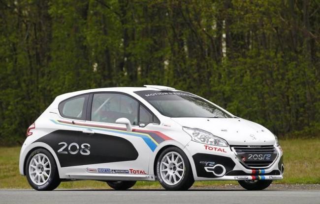 La Re-Geneneración deportiva del Peugeot 208 R2
