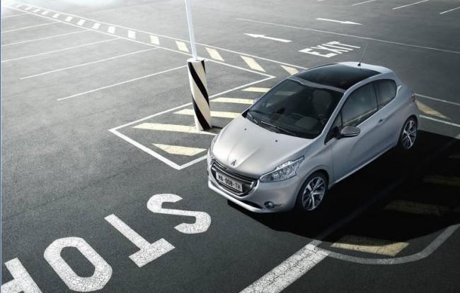 El eficiente Peugeot 208