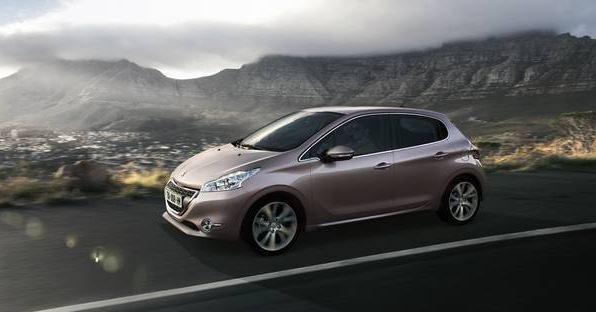 Peugeot 208: Mejor coche en Canarias