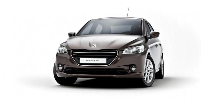 Nuevo Peugeot 301: una berlina compacta